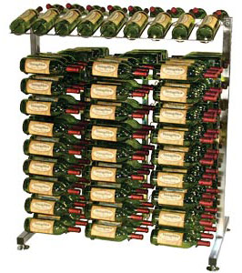 Vintage View Retail Wine Racks