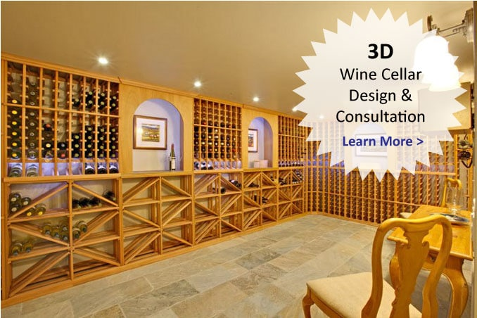 CustomWineCellarDesign1 Custom Wine Cellars, Modular Home Wine Room Options, Vancouver Services and Beyond