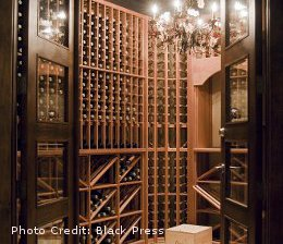 CustomWineCellar 000 Custom Wine Cellars, Modular Home Wine Room Options, Vancouver Services and Beyond