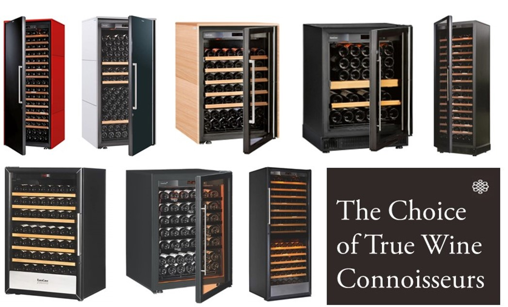 Eurocave Wine Cabinet Fridges For Connoisseurs