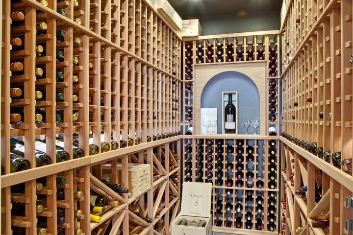 Blue Grouse Modular Wine Racks