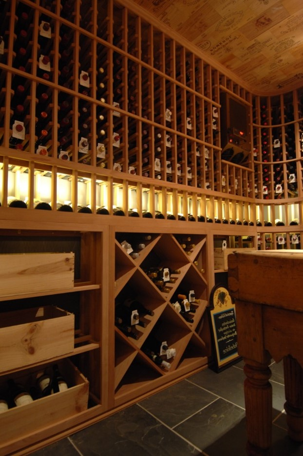 Vancouver Wine Cellars by Blue Grouse Canada