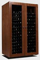 Vinotheque Wood Wine Cabinets - Blue Grouse Wine Cellar