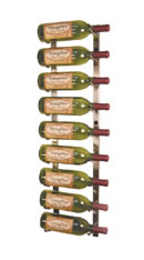 Vintage View 9 Bottle Wine Rack