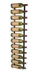 wine rack vintageview WS41Green s Vintage View Wall Mounted Wine Racks