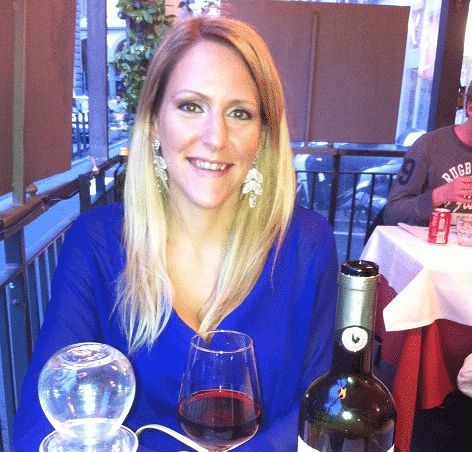 Adrienne Gavard from Blue Grouse Wine Cellars
