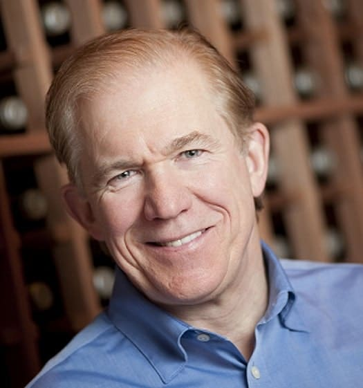 Gary Bombay, Owner of Blue Grouse Wine Cellars