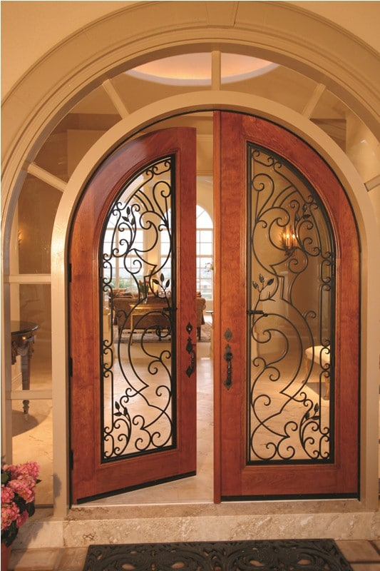 Wine cellar doors sealed exterior grade various designs for Basement double door